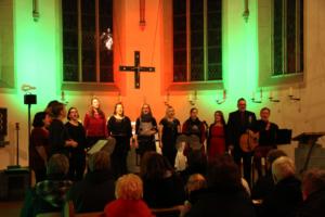 vielsam singt in der Friedenskirche Selm
